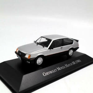 IXO-1-43-Chevrolet-Monza-Hatch-Toy-Car-Diecast-Models-Limited-Edition-Collection