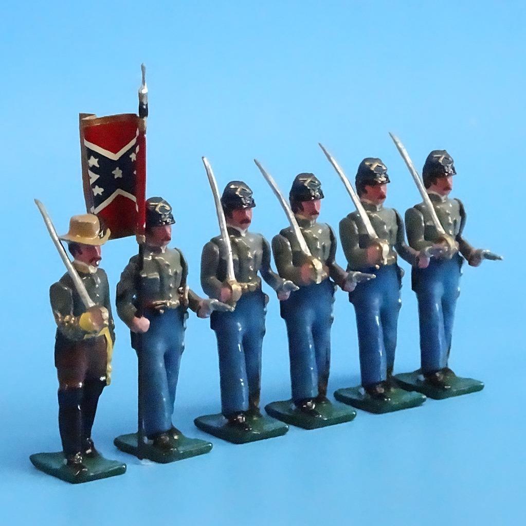 COWF-0116 - 6th Virginia Freiwilligen- Kavallerie RegiSiet, Loudoun - Edmunds
