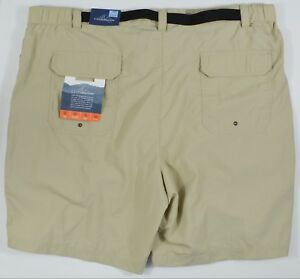 9c2264a531 Details about Croft & Barrow #6782 NEW Men's Easy Care Moisture Wicking UPF  15+ Cargo Shorts