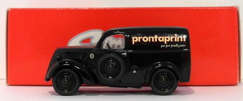 Somerville modelle, maßstab 1  43. 107 - fordson 5cwt van - prontaprint - braun