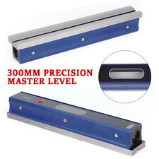 12 Master Precision Level For Machinist Tool 002mmm Usa Carbon Steel New Us