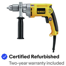 DEWALT DW235GR 1/2 in. 0 - 850 RPM 7.8 Amp VSR Drill Certified Refurbished