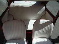 Tappezzeria no Fodere Fiat 500 D L F R e 126
