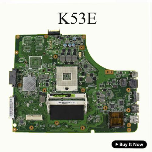 For Asus K53E A53E X53E K53SD P53E Motherboard REV 2.3// REV2.2 S989 Mainboard