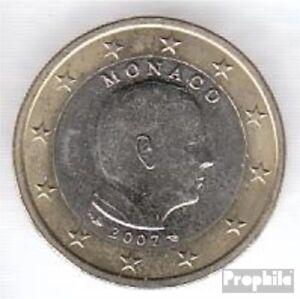 Monaco-km-number-MON-7-2007-Stgl-unzirkuliert-Stgl-unzirkuliert-2007-Kursmu