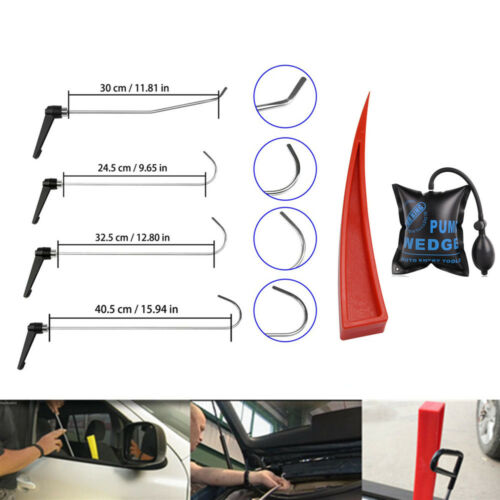 Push Rod Puller Perfect for Door Dings Hail Repair and Dent Removal POD Hook Kit