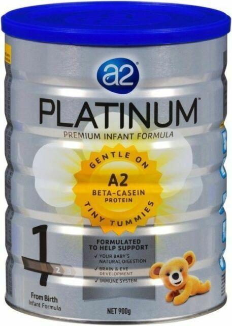 Reviews A2 Platinum Premium Infant Formula Stage 1 Ebay