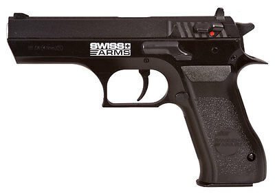 Swiss Arms 941 CO2 Pistol 22rd BB Mag Semiauto Realistic - 0.177 cal