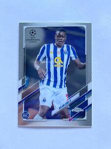 2020-21 Topps Chrome UEFA Champions League Malang Sarr FC Porto Rookie Card #36