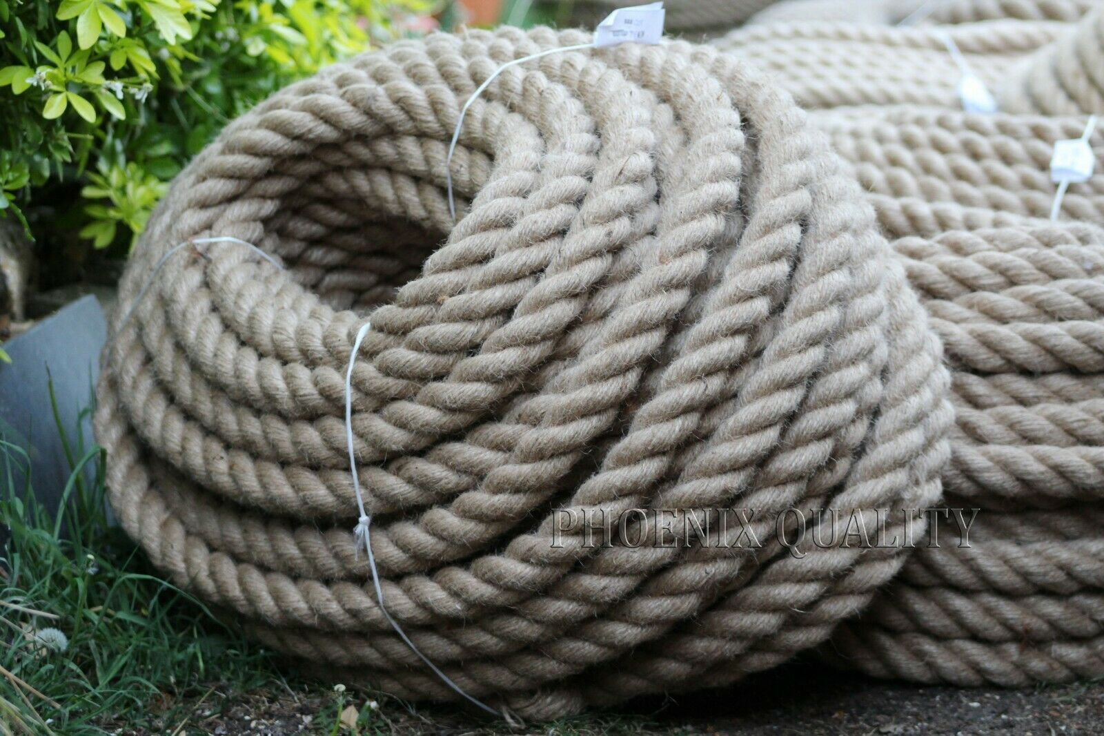 100/% Pure Cotton Rope ☞ Natural Woven Cord Twine Sash ☞ 4mm 12mm ☞ 1m 100m