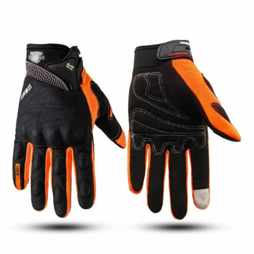 Motorbike Riding Gloves Warm Windproof Cold Resist Touch Screen Working Phone