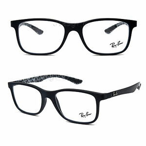 03f368ceeef62 Ray Ban RB 8903 5263 Carbon Matte Matte Black 53 18 145 Eyeglasses ...