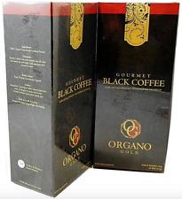 2 Boxes Organo Gold Black Coffee Cafe 100% Ganoderma Lucidium