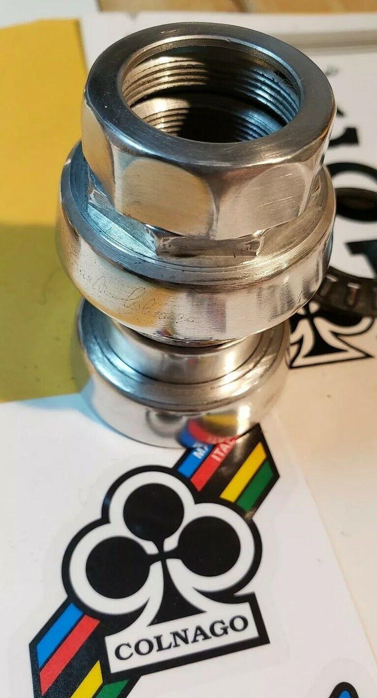 Colnago Auricular Raro Bonito 1  Rodamientos de rodillos Bicicleta Vintage Eroica