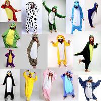 Costume Animal Kigurumi Onesies Unisex Adult Pajamas - Ships Same Day Before 3pm