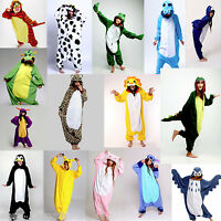 Costume Animal Kigurumi Onesies Unisex Adult Pajamas - Ships Same Day Before 3pm