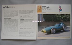 Vanwall-Grand-Prix-Car-Collectors-Classic-Cars-Card