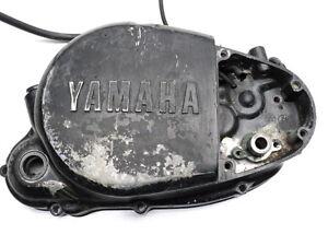 #2173 Yamaha DT125 DT 125 Enduro Engine Side / Clutch Cover (A)