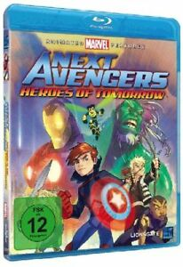 NEXT AVENGERS: HEROES OF TOMORROW (Animated Marvel) Blu-ray Disc NEU+OVP - Oberösterreich, Österreich - NEXT AVENGERS: HEROES OF TOMORROW (Animated Marvel) Blu-ray Disc NEU+OVP - Oberösterreich, Österreich
