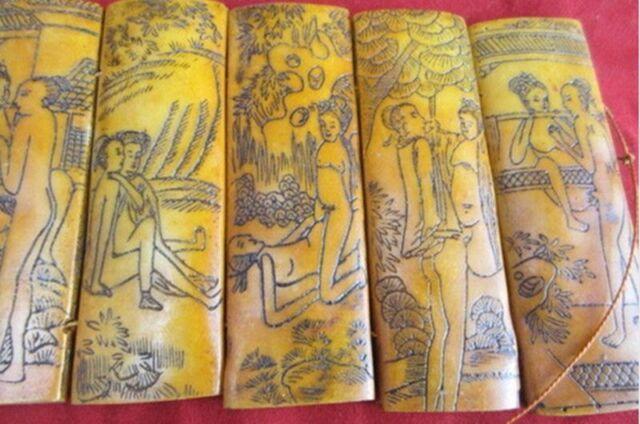 Art erotic product shunga