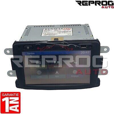 GPS RADIO RENAULT DACIA CARTE FRANCE + DOM TOM 281152761R ...