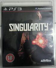 Singularity. Ps3. Fisico.