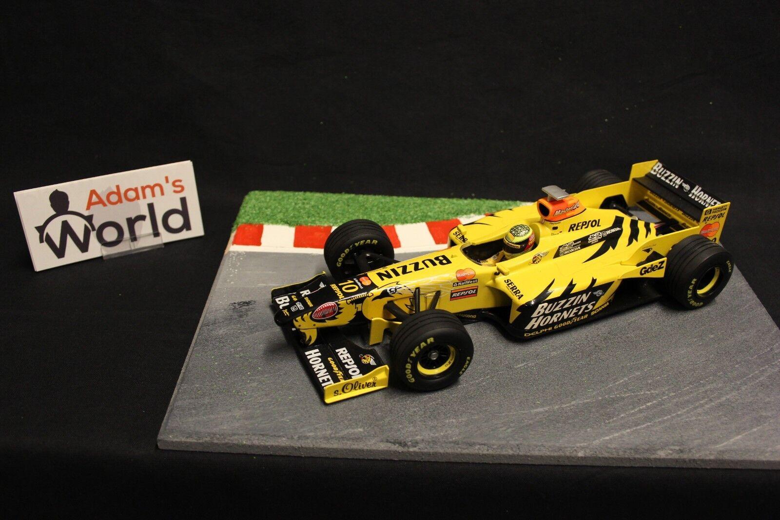 Envio gratis en todas las ordenes Minichamps Jordan Mugen Honda 198 1999 1 18    10 Ralf Schumacher (GER) (F1NB)  descuento de ventas en línea