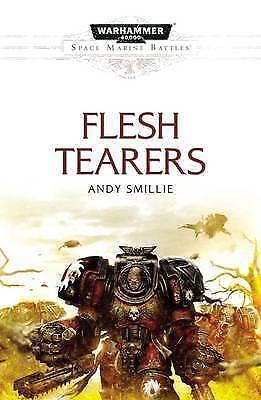 1 of 1 - Space Marine Battles Flesh Tearers - Andy Smillie