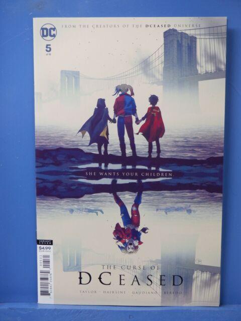 DCeased  #5 Variant  D.C. Comics HP2257