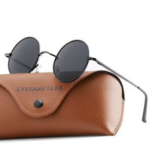 Mirrored Hippie Details New Round Lennon Polarized About Sunglasses Glasses Vintage Retro John SjLVGqUzMp