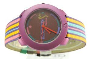 Benetton-by-Bulova-Damen-Armbanduhr-Kinderuhr