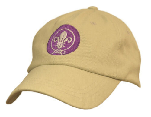 STONE NEW- BULK 24 80070  24th WORLD SCOUT JAMBOREE 2019 CAP