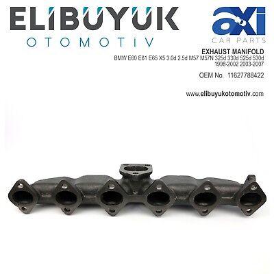 Exhaust Manifold For BMW E60 E61 E65 X5 3.0d 2.5d M57 M57N 11627788422