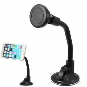 360-Magnetic-Mount-Car-Windshield-Dashboard-Suction-Cup-Cell-Phone-Holder-Stand