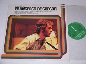 LP-FRANCESCO-DE-GREGORI-RCA-Lineatre-NL-33007