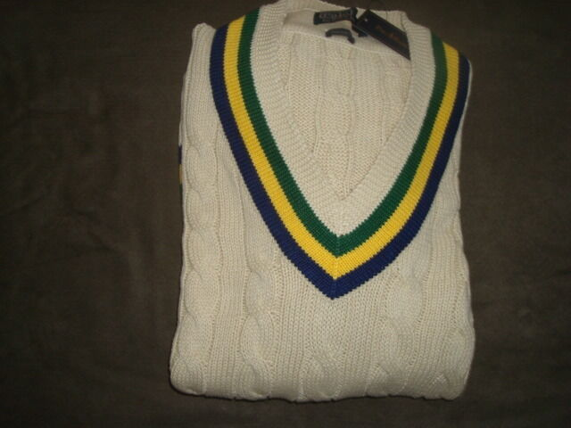 POLO RALPH LAUREN SWEATER SIZE X-LARGE