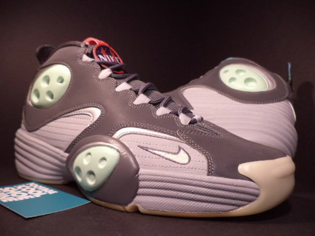 Nike Air Flight Penny One 1 NRG Penny Flight galaxia estrella verde menta Brillo 520502-030 DS 9 Wild Casual Shoes 83736f