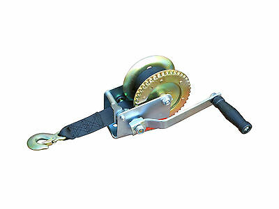 Trailer Crank Hand Winch for Boats - 600 Lbs Five Oceans - BC1782