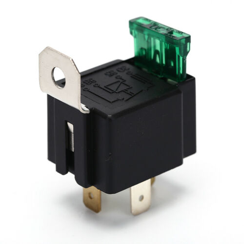 Waterproof prewired 5pin car relay harness holders 40A//12V with relay socket  X