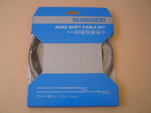 Shimano MTB ATB OT-SP41 Set Schaltzüge und Aussenhülle schwarz shift cable NEU