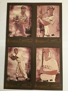 Allen-amp-Ginter-039-s-2014-Lot-of-9-Baseball-Series-Selection-6-1-2-x-4-1-4-Cards
