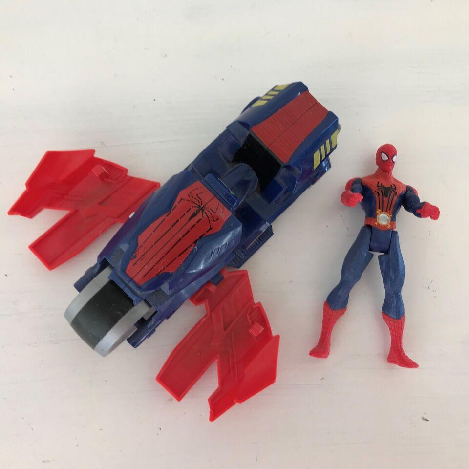 Lille spiderman i motorcykel med vinger, Marvel Spider
