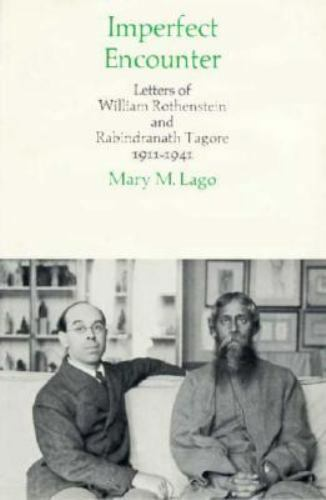 Imperfect Encounter : Letters of William Rothenstein and Rabindranath Tagore, 19