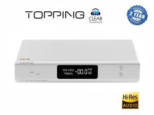 TOPPING-D90-DSD-DAC-AK4499-DIGITAL-ANALOG-CONV-USB-DA-WANDLER-HIGHEND-SL