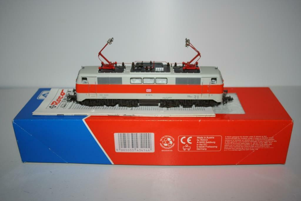 ROCO traccia h0  43414 elektrolokomotive BR 111 147-5 delle DB, S-Bahn, OVP