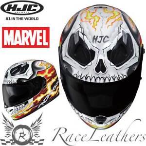 Hjc Fg 17 >> HJC FG ST MARVEL SERIES GHOSTRIDER EDITION MOTORCYCLE ...