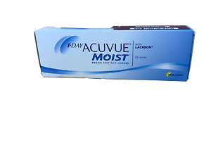 1-Day ACUVUE MOIST Kontaktlinsen -+ 2.75 BC 9.0 DIA 14.2 30 Stück