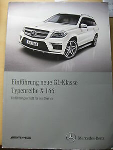 Introduction Text Mercedes X 166 Gl Class Amg Gl 63 Gl 500 550