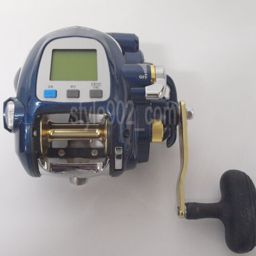 Original Banax Kaigen 7000CP Electric Reel Big Game Jigging Fishing Reel