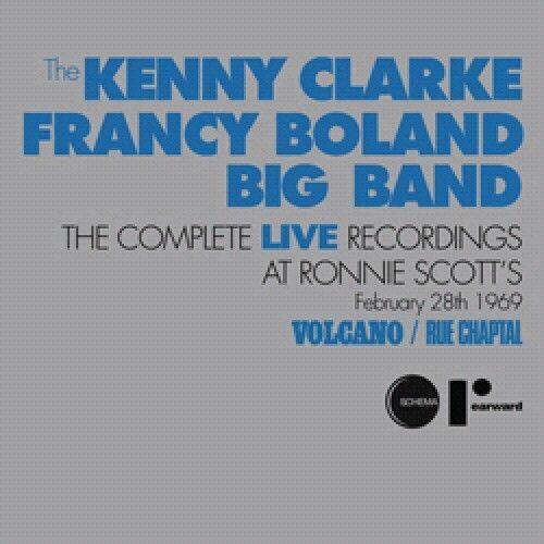 Kenny Clarke-Francy Boland Big Band - Volcano Rue Chaptal [New CD]